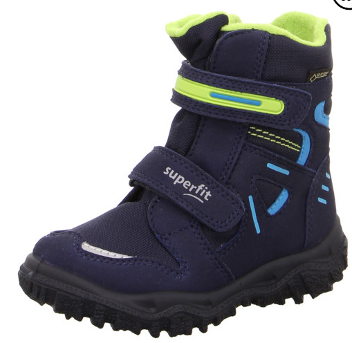 SUPERFIT 0-809080-8000 vel.28 GORE-TEX