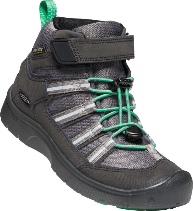 KEEN HIKEPORT 2 MID WP black/irish green vel.31