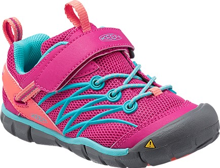 KEEN Chandler CNX K, very berry/capri vel.30