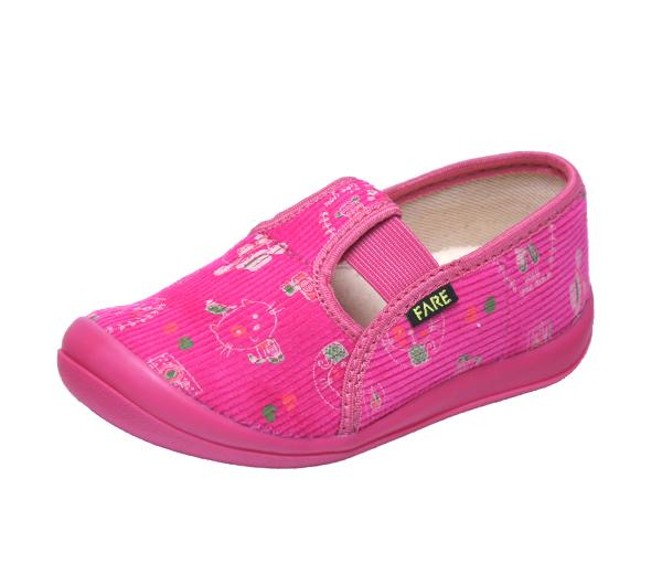 6766e5e41 Dětské bačkory FARE růžové vel.30 | Dětská obuv 100botiček
