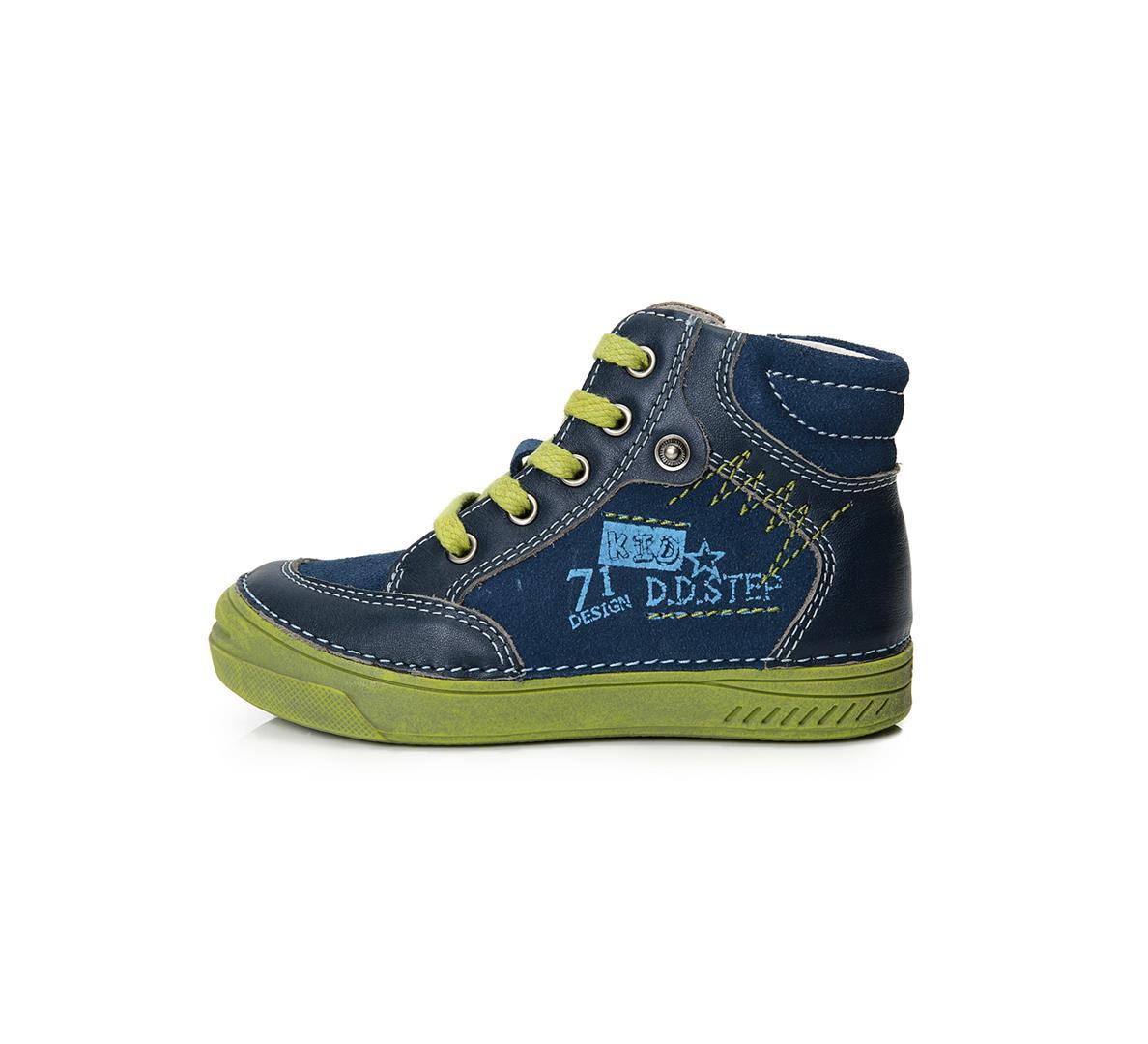 D.D.STEP 040-23C modro-zelené vel.29 9864ed17ec