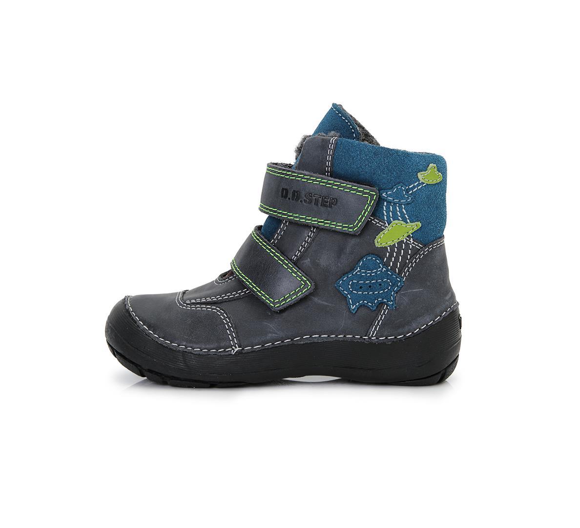 e55efa68aee Dětské zimní boty D.D.STEP 023-801B UFO vel.34