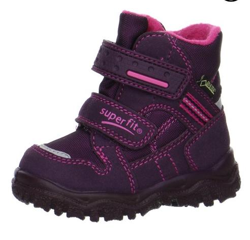 7e627736e20 Dětské zimní boty SUPERFIT 1-00044-41 vel.22 GORE-TEX