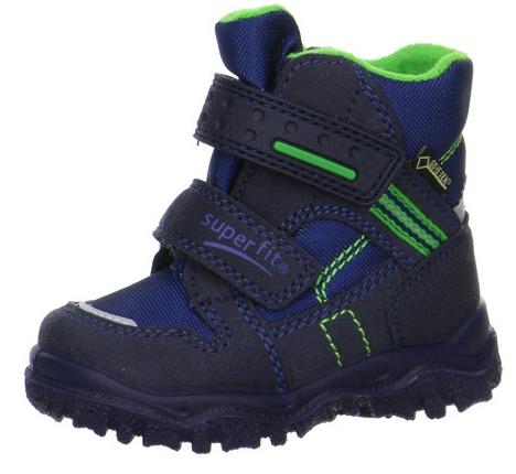 Dětské zimní boty SUPERFIT 1-00044-82 vel.21 GORE-TEX  2a3ca9b593