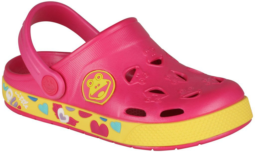 COQUI 8802 FUCHSIA-YELLOW  30/31