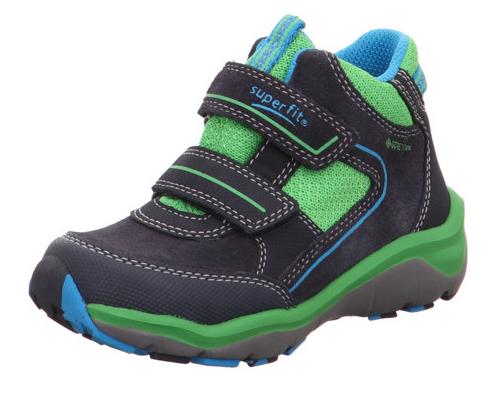 Dětské celoroční boty SUPERFIT 3-09239-81 GORE-TEX vel.26 f6bf0e02a6
