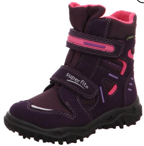 Dětské zimní boty SUPERFIT 3-09080-90 vel.33 GORE-TEX empty 4a2473b64d