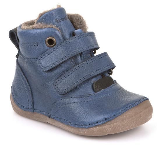 d175245d93 Dětská zimní obuv FRODDO blue.29