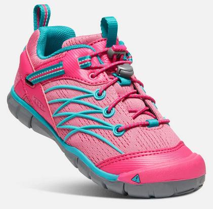 new products 57da3 01686 KEEN Chandler CNX bright pink/lake green vel.32/33 | Dětská ...