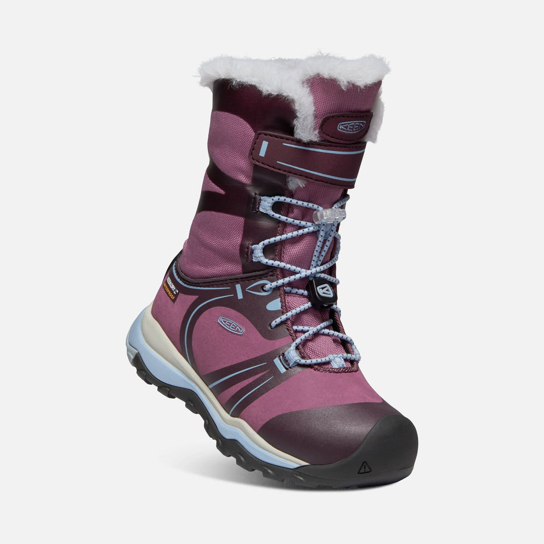 KEEN TERRADORA WINTER WP winestasting/tulipwood vel.32/33
