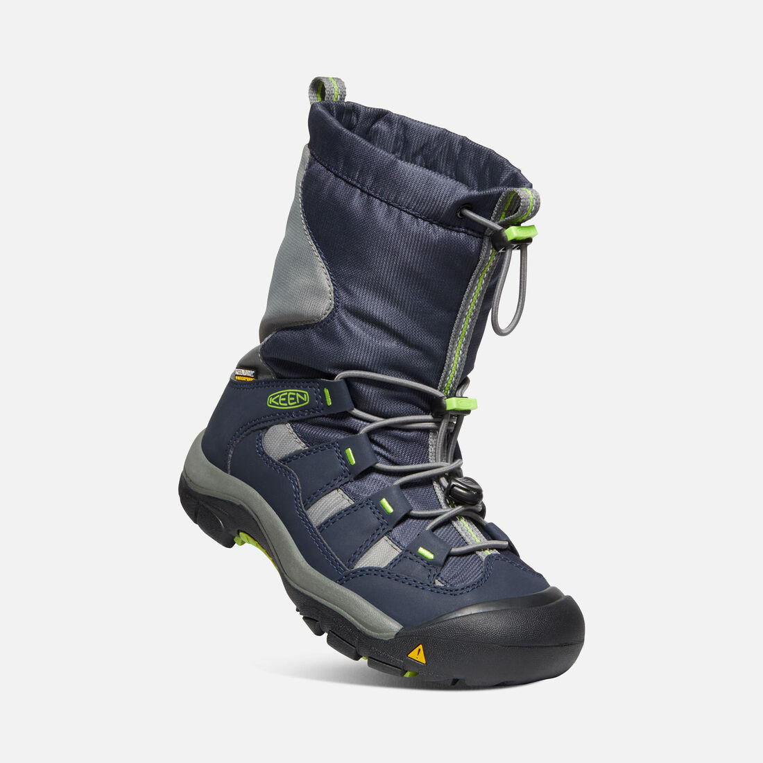 KEEN WINTERPORT blue nights/greenery vel.32/33