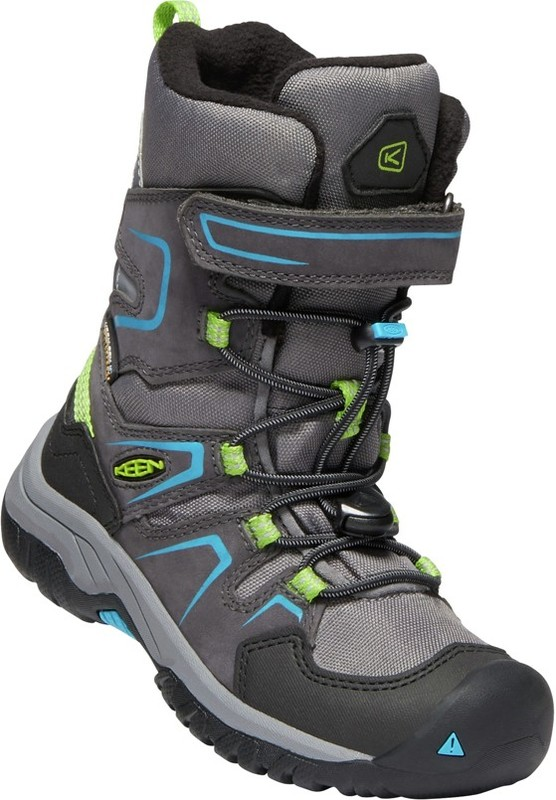 KEEN LEVO WINTER BOOT magnet/blue jewel vel.30