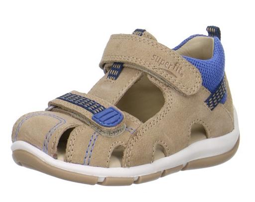 strukturální postižení klasický střih obuv Sandálky SUPERFIT 0-00140-31 vel.20 | Dětská obuv 100botiček