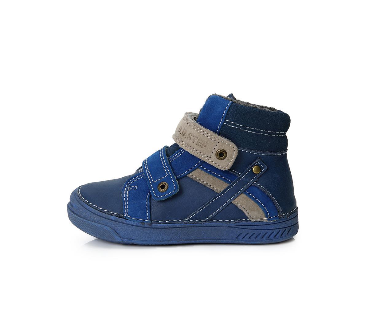 031c808eb4e Dětské zimní boty D.D.STEP 040-25 modré vel.25
