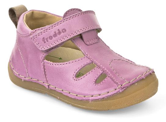 edefdda5a9a Dětské sandálky FRODDO lila vel.21