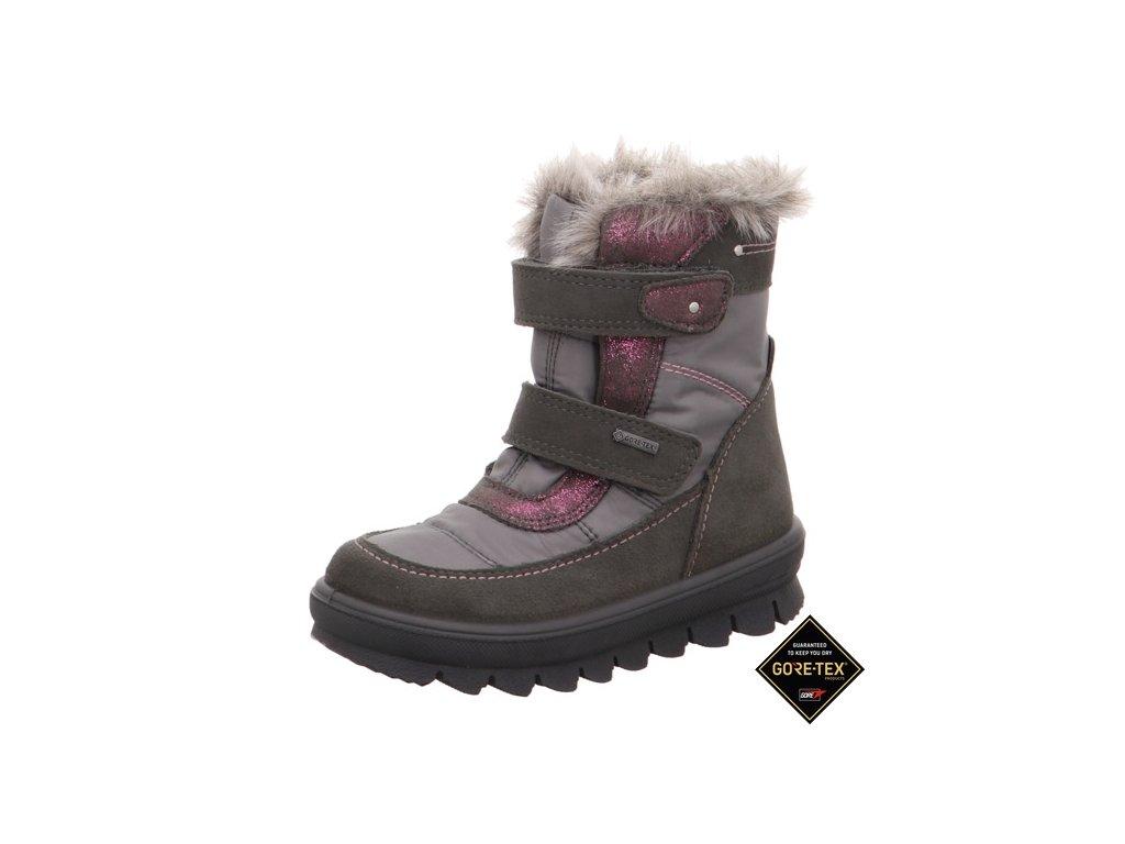 Dětské zimní boty SUPERFIT 3-00214-20 vel.29 GORE-TEX  b7a46011b3