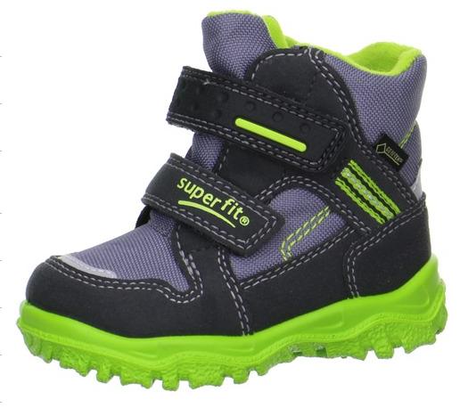 Dětské zimní boty SUPERFIT 1-00044-48 vel.27 GORE-TEX empty afb61c6bdb