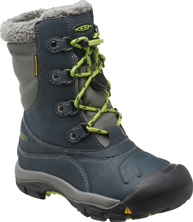 KEEN BASIN WP K midnight navy/macaw vel.30
