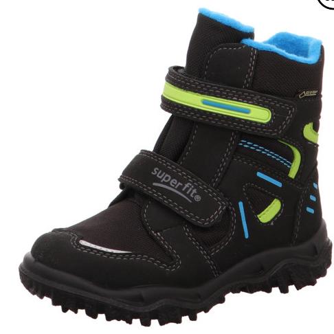 Dětské zimní boty SUPERFIT 3-09080-01 vel.25 GORE-TEX empty 1cb4509017