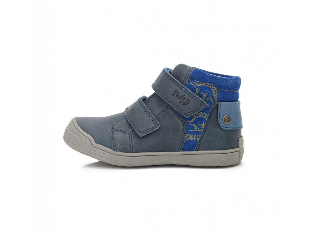 4e01790b5f0 Celoroční kotníčková obuv PONTE 20 royal blue vel.32 empty