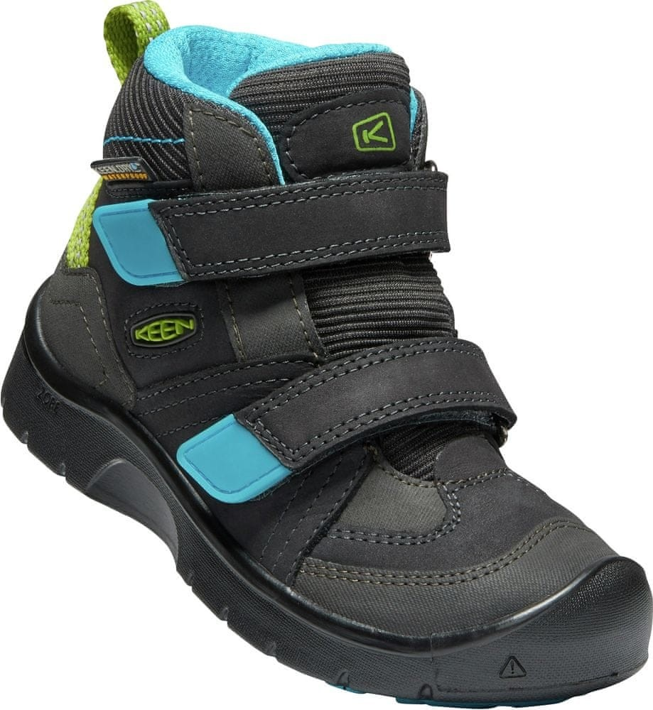 KEEN HIKEPORT MID WP magnet/greenery vel.37
