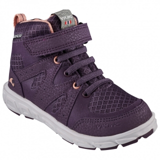 VIKING TOLGA MID WP purple/aupergine vel.23