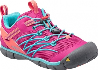 KEEN Chandler CNX Jr very berry/capri vel. 36
