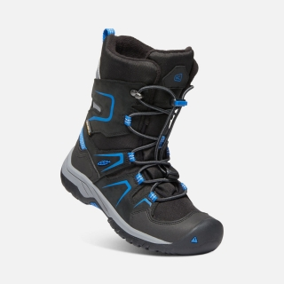 KEEN LEVO WATERPROOF WINTER BOOT černé vel.32/33