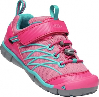 KEEN Chandler CNX bright pink/lake green vel.30