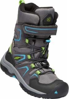 KEEN LEVO WINTER BOOT magnet/blue jewel vel.29